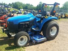 Used 1999 HOLLAND TC