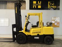 HYSTER H4.50DX Counterbalance F
