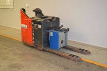 2007 LINDE T20SP Battery Electr