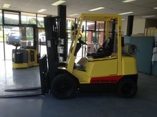 2001 HYSTER H2.50DX Counterbala