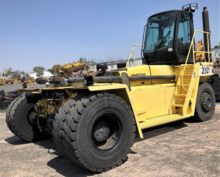 Used 2008 HYSTER H22