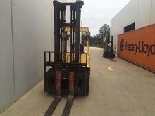 2008 HYSTER H5.00DX Counterbala