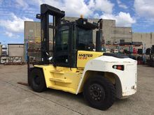 2007 HYSTER H12.00XM-6 #H2198Q