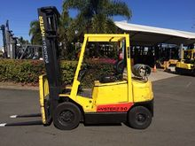 2002 HYSTER H2.50DX Counterbala