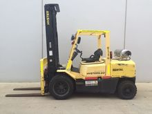 2006 HYSTER H5.00DX Counterbala