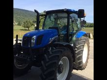 2016 Ford-New Holland T6.150 EC