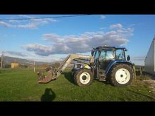 2008 Ford-New Holland TL100A