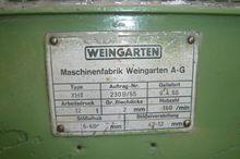 Used WEINGARTEN XH I