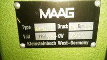 Used MAAG(D) KMP 12