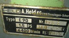 Used 1975 HELD E 90