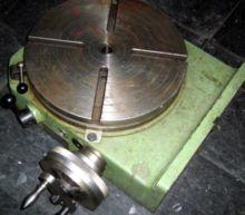HOMMEL Rundteiltisch 320 mm