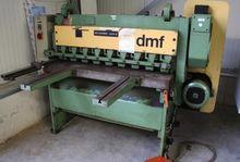 Used DMF 8G 1100/8 i
