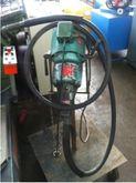 SUHNER Motor mit biegsamer Well