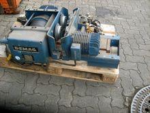 Used 1982 DEMAG Kett
