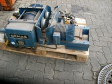 Used 1982 DEMAG Kett