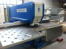 1998 EDEL Microcut 211 CNC 20 t