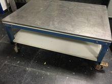 Arbeitstisch Tischwagen 1000 x