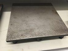 Richtplatte aus Guss 300 x 300