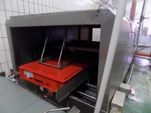 MAFO E1, E2 crate washer