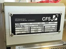 CFS STAR2 HS Tray sealer
