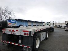 2011 GREAT DANE FLATBED COMBO