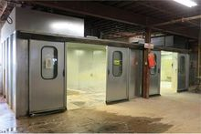 UNITED SPRAY BOOTH (BOOTH ONLY)