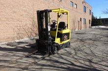 HYSTER E60XM FORKLIFTS