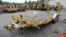 2005 Load Trail Trailer