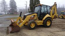 2011 Caterpillar 420E Rigid Bac