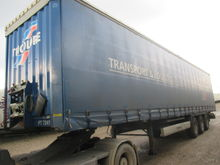 2011 KRONE CURTAINSIDER