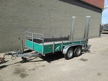 2007 Hapert machinetransporter