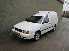 2003 Volkswagen Caddy 1.9 SDI
