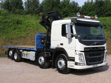 2014 64 Volvo FM13 460 EURO 6 8