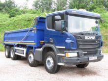 Used Scania P410 for sale  Scania equipment & more | Machinio