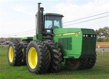 Used 1991 Deere 8760