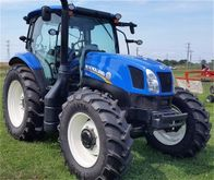 2015 New Holland T6.165