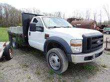 2008 FORD F450 XL SD