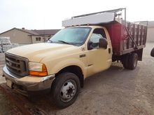 2000 FORD F450 SD