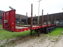 1989 TRANSPORT Log Trailers