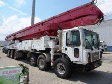 Used Putzmeister Concrete Pumps for sale in Romania | Machinio