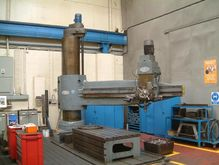 ASQUITH 12' RADIAL ARM DRILL