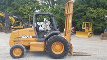2007 CASE 586G