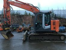 2011 Hitachi ZX135US-3 BL