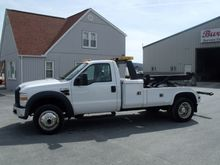 2008 Ford F450