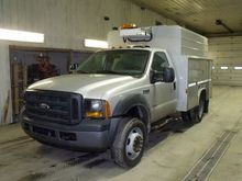2007 Ford F450 SD