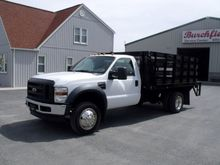2009 Ford F550 SD