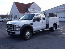 2009 Ford F550 XLT SD