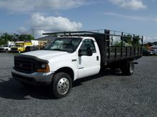 1999 Ford F550 SD
