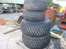 Deutz Turf wheels