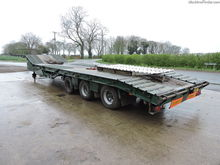 S.M trailers 48ft lorry trailer